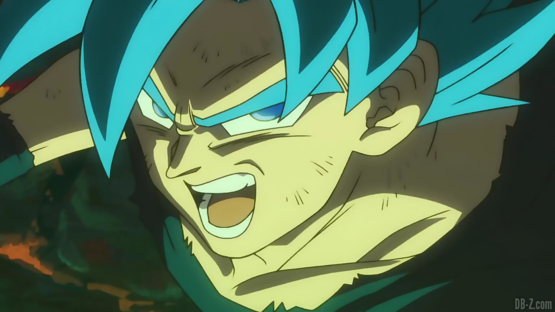 Dragon Ball Super Broly Les 1ères Images Du Personnage