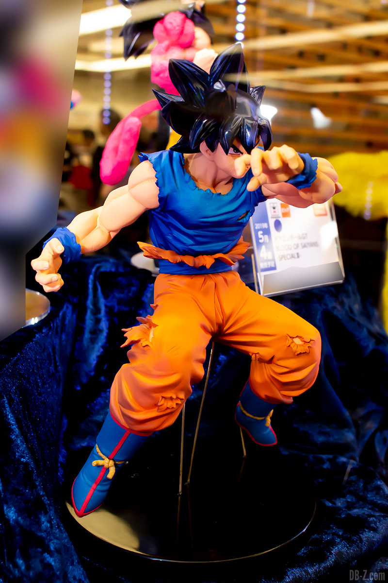 Dragon Ball Super - Son Goku Blood Of Saiyans - SPECIAL II - (Banpresto) (avril 2019)