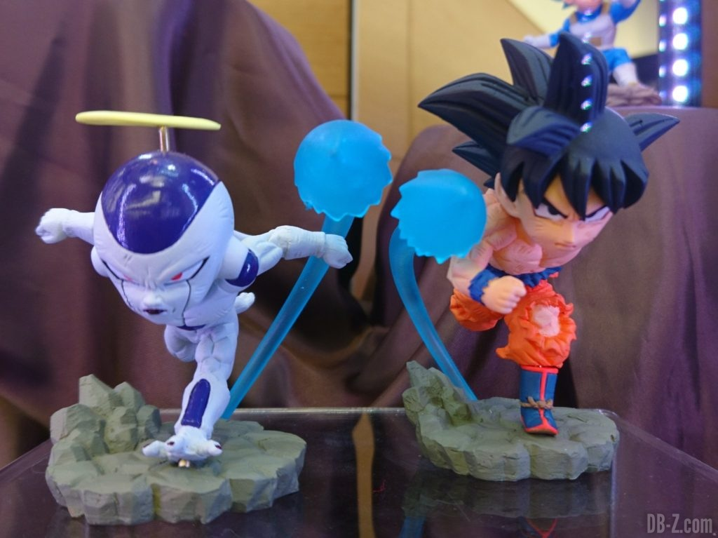 Dragon Ball Super - World Collectable Diorama Vol.3 Goku Freezer (Banpresto) (Juin 2019)