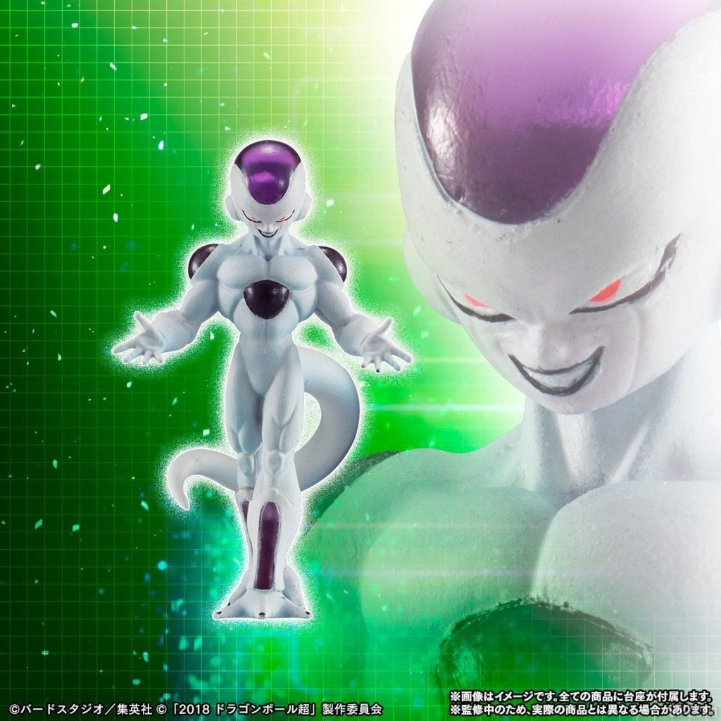 Figurine HG Film Dragon Ball Super - Freezer