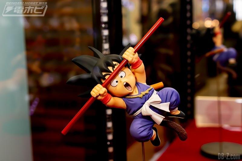 Figurine Son Goku FES Goku Enfant