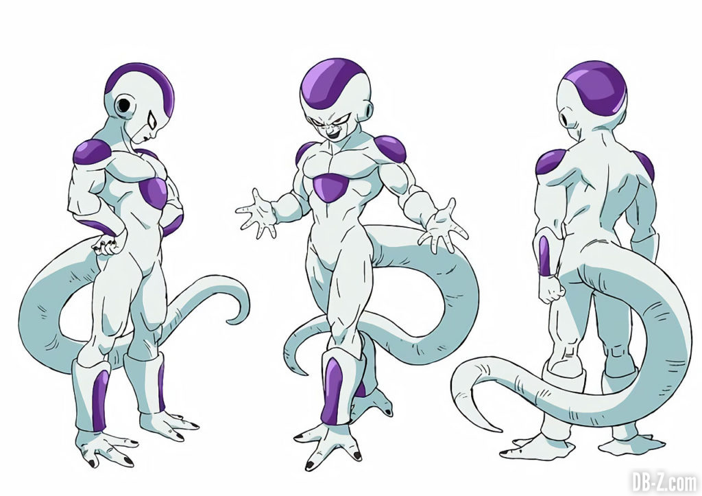 Freezer (Chara-Design du film Dragon Ball Super Broly)
