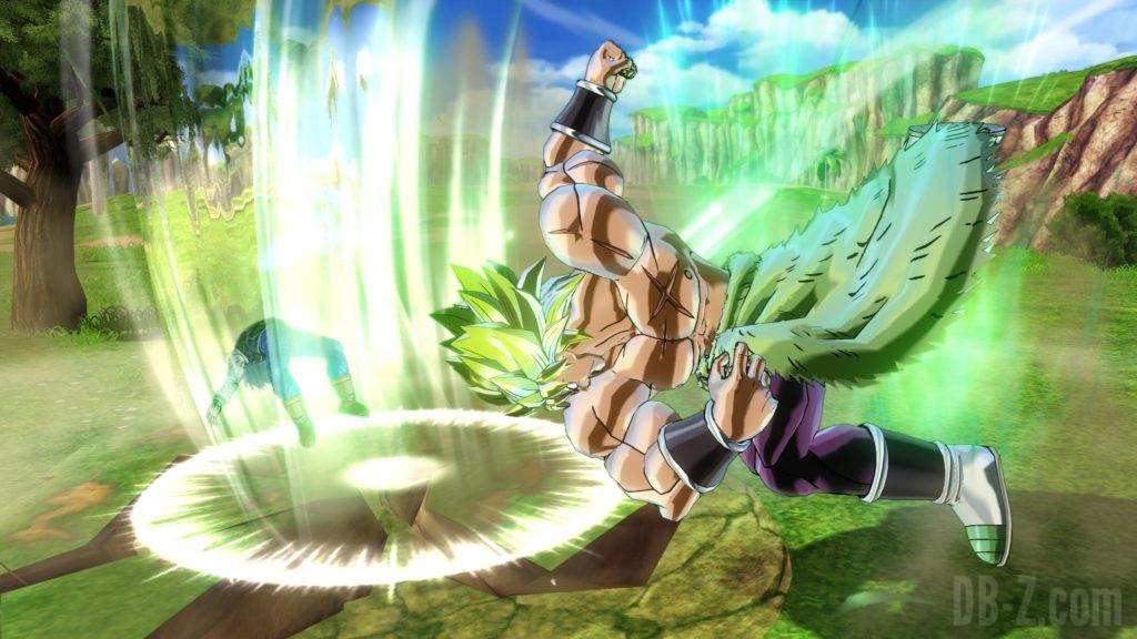 Broly du film DBS (Dragon Ball Xenoverse 2)