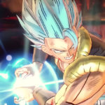 Gogeta Blue dans Dragon Ball Xenoverse 2