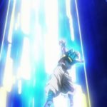 Gogeta Super Saiyan Blue vs Broly 000023