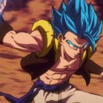 Gogeta Super Saiyan Blue vs Broly