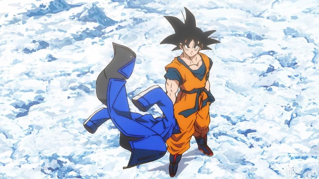 Goku (Film DBS Broly)