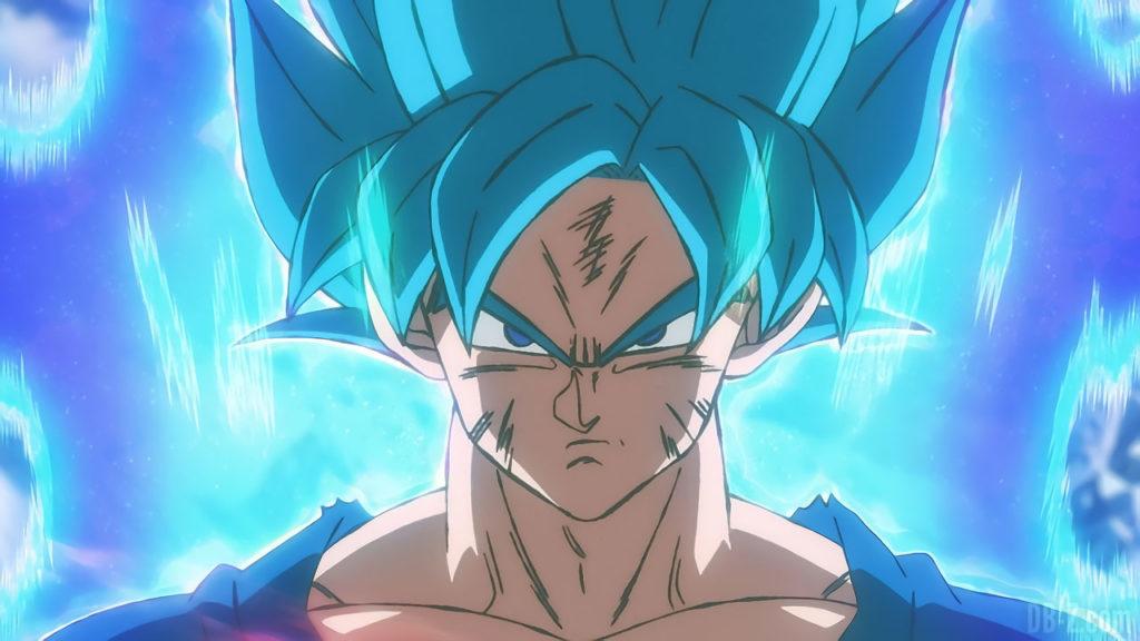 Goku Super Saiyan Blue (Film DBS Broly)