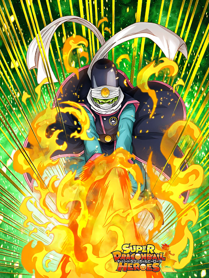 Kaio Paikuhan Dokkan Battle x Super Dragon Ball Heroes 2016 00002