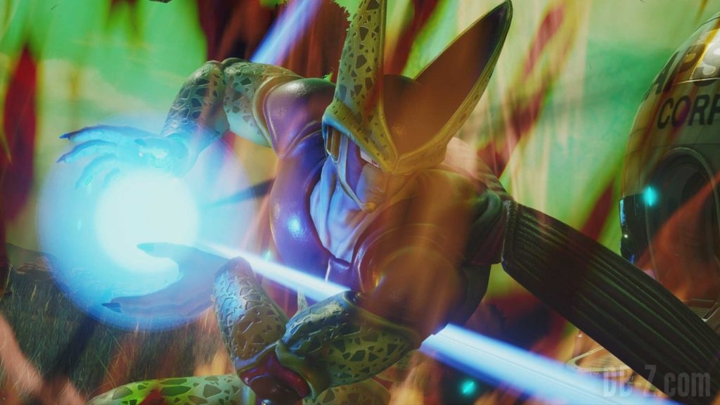 Perfect Cell Kamehameha (Jump Force)