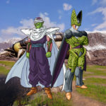 Perfect Cell et Piccolo dans Jump Force