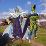 Perfect Cell et Piccolo dans Jump Force