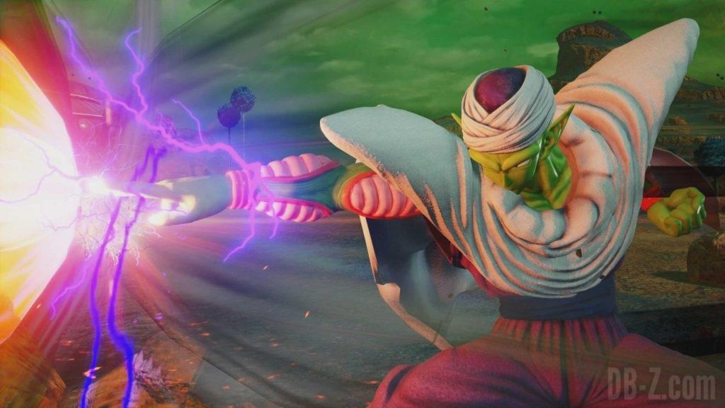 Piccolo Makankosappo (Jump Force)