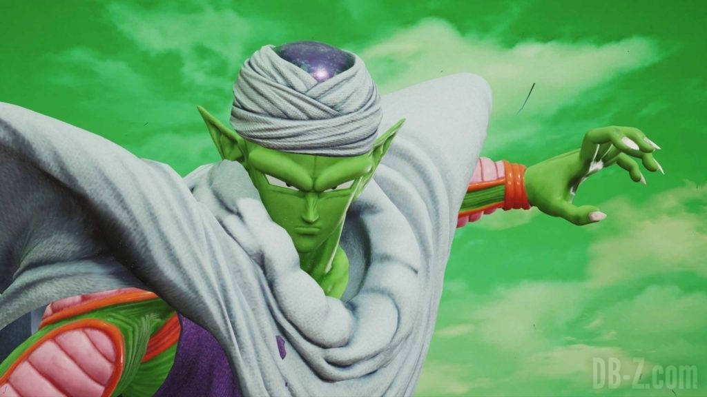 Piccolo rejoint Jump Force