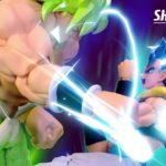 SHFiguarts Broly Fullpower vs Gogeta Blue Film Dragon Ball Super (00002)