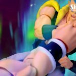 SHFiguarts Broly Fullpower vs Gogeta Blue Film Dragon Ball Super (00003)