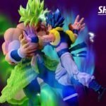 SHFiguarts Broly Fullpower vs Gogeta Blue Film Dragon Ball Super (00004)