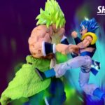SHFiguarts Broly Fullpower vs Gogeta Blue Film Dragon Ball Super (00006)