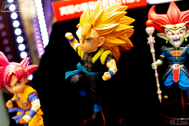 Super Dragon Ball Heroes - World Collectable Figure WCF Vol.6 Gogeta Xeno Super Saiyan 3 (Banpresto) (Mai 2019)