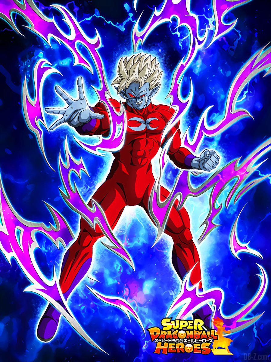 Super Mira Dokkan Battle x Super Dragon Ball Heroes 2018 00006