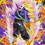 Trunks du Futur Super Saiyan 3 Dokkan Battle x Super Dragon Ball Heroes 2017 00003