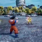 Goku et Golden Freezer (Jump Force)