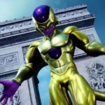 Golden Freezer (Jump Force)