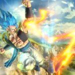 Gogeta dans Dragon Ball Xenoverse 2 (Extra Pack 4)