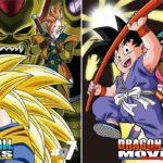 DRAGON BALL THE MOVIES Blu-ray Volume 7 8