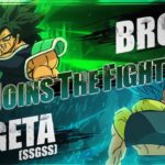 Broly & Gogeta Blue dans Dragon Ball FighterZ