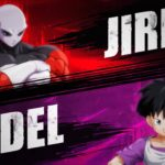 Jiren & Videl dans Dragon Ball FighterZ