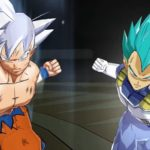 SDBH World Mission - Goku Ultra Instinct et Vegeta Super Saiyan Blue (avancé)