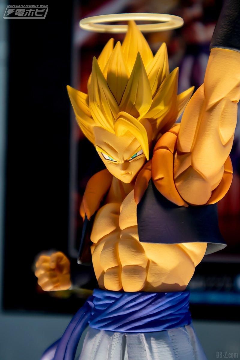 Dragon Ball Legends Collab Gogeta - Banpresto (Août 2019)
