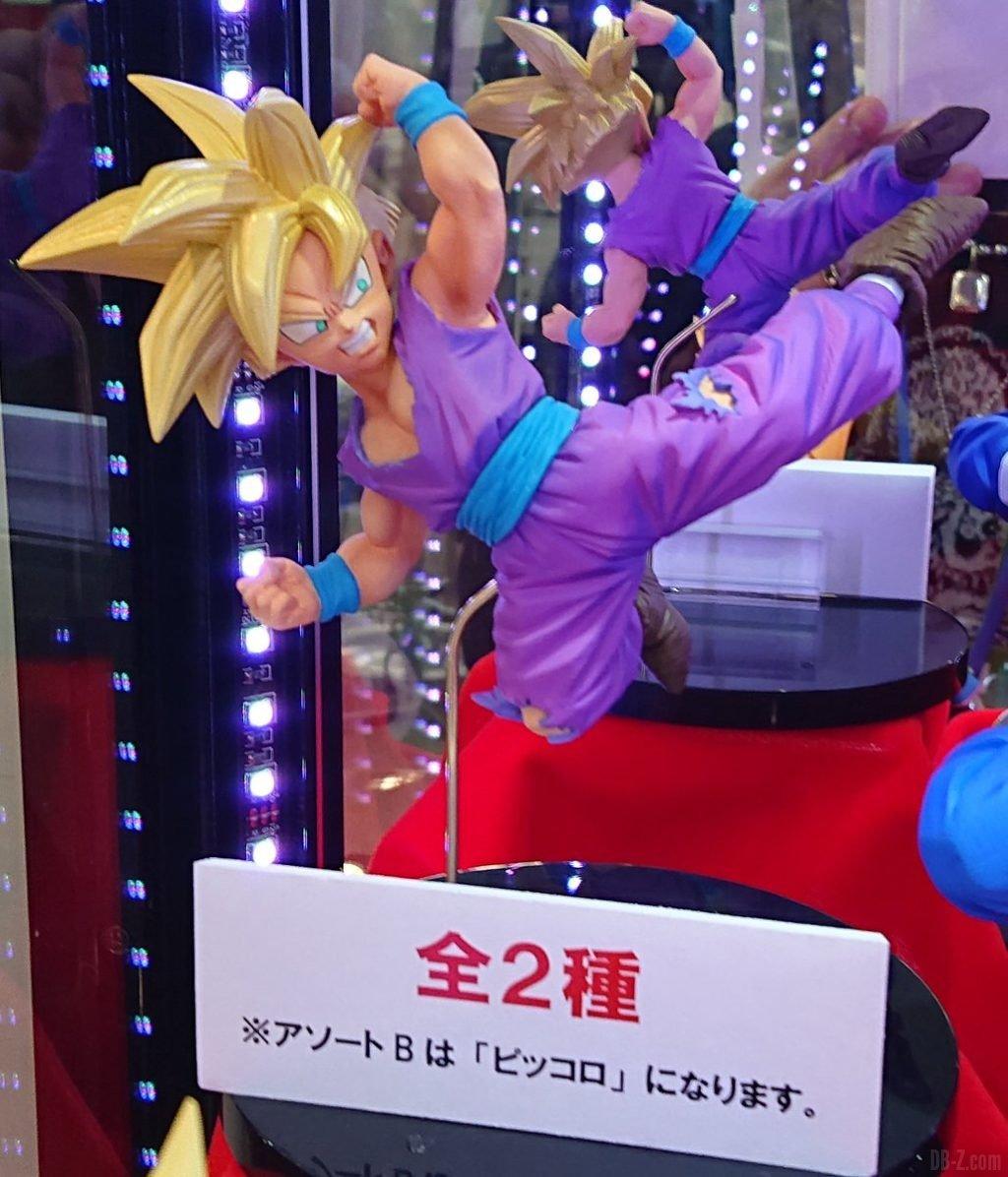 Dragon Ball Super - Super Saiyan 2 Son Gohan Super Warrior Legend III (Banpresto) (Septembre 2019)