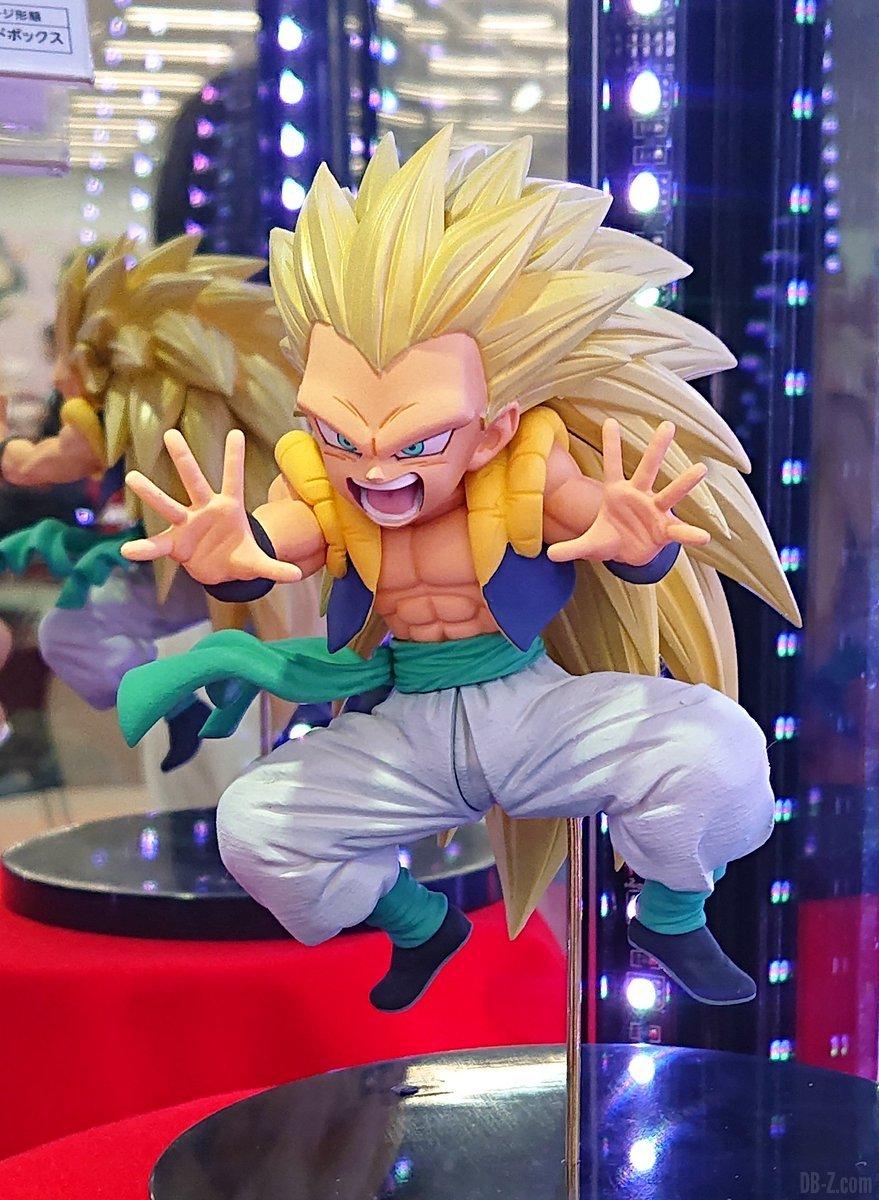 Dragon Ball Super - Super Saiyan 3 Gotenks Super Warrior Legend II (Banpresto) (Aout 2019)