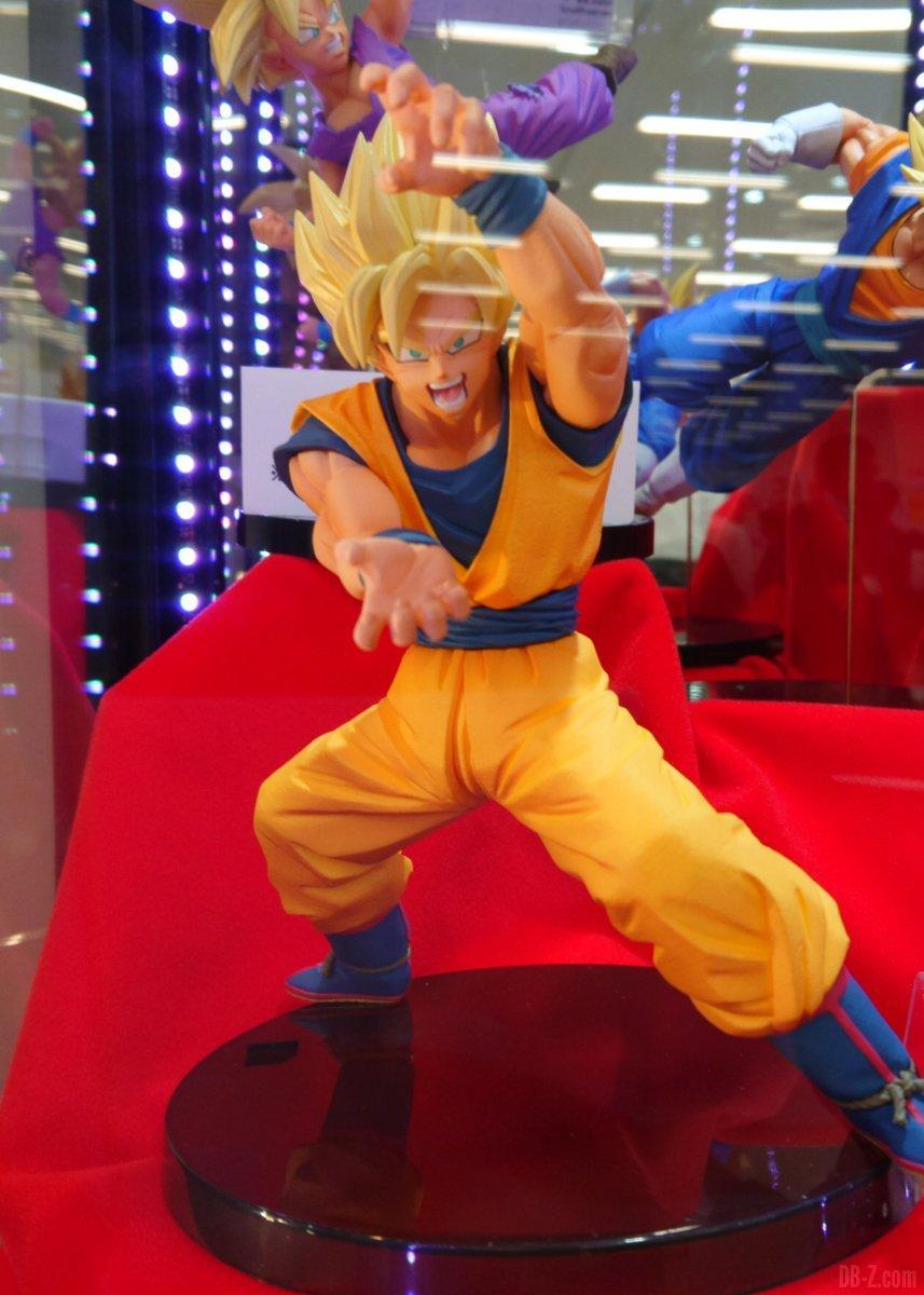 Dragon Ball Super - Super Saiyan Son Goku Super Warrior Legend 1st Chapter (Banpresto) (Juillet 2019)