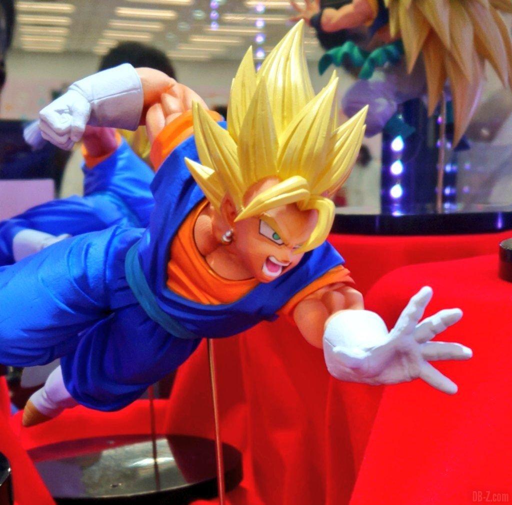 Dragon Ball Super - Super Saiyan Vegetto Super Warrior Legend II (Banpresto) (Août 2019)