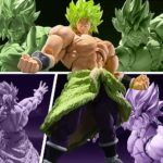 SHFiguarts Broly Film Dragon Ball Super