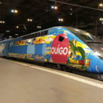 TGV Train Dragon Ball