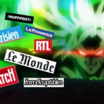 Film Dragon Ball Super Broly Critique presse francaise