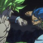 Gogeta Broly Super Saiyan Film Dragon Ball Super 00001