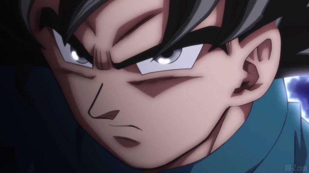 Goku Ultra Instinct Tenue Grand Pretre 00001