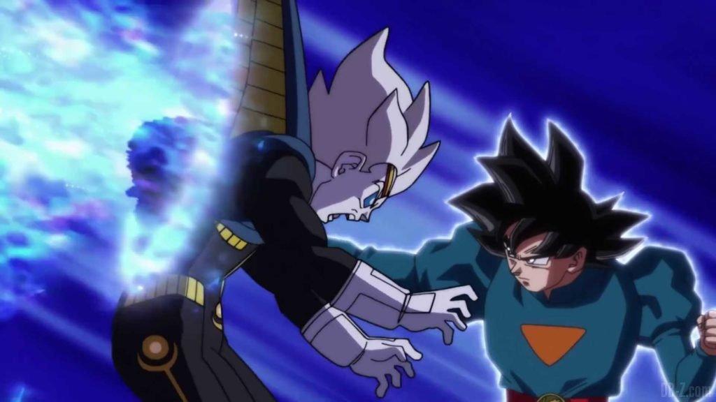 Goku Ultra Instinct Tenue Grand Pretre 00003