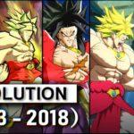 Evolution Broly Jeux Vidéo