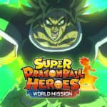 Super Dragon Ball Heroes World Mission Film Broly