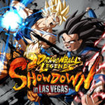 Dragon Ball Legends Showdown in Las Vegas