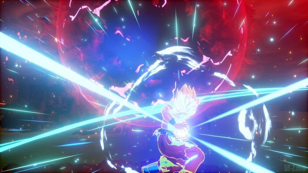 Dragon Ball Z Kakarot : Super Saiyan