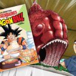 Livre de cuisine Dragon Ball