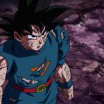 Super Dragon Ball Heroes 11 Goku Grand tenue pretre