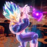 Vegeta SSGSS évolué Dragon Ball Xenoverse 2
